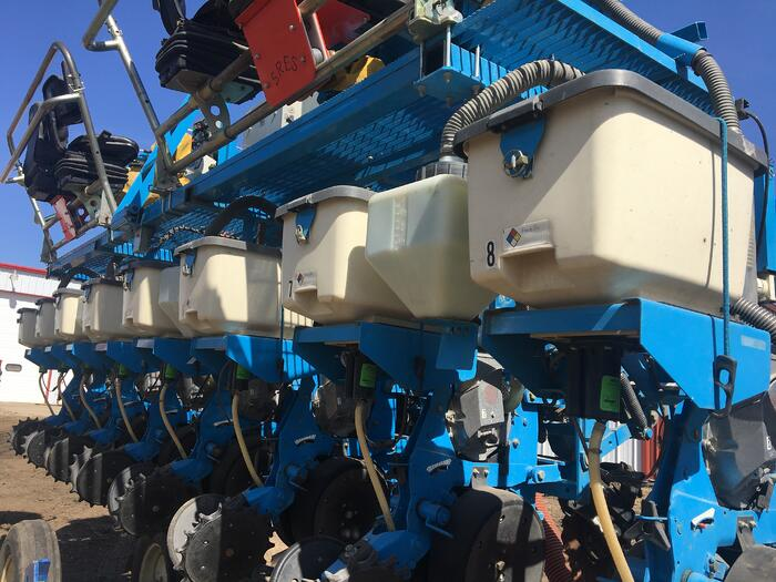 Seed Research Equipment Solutions Planter