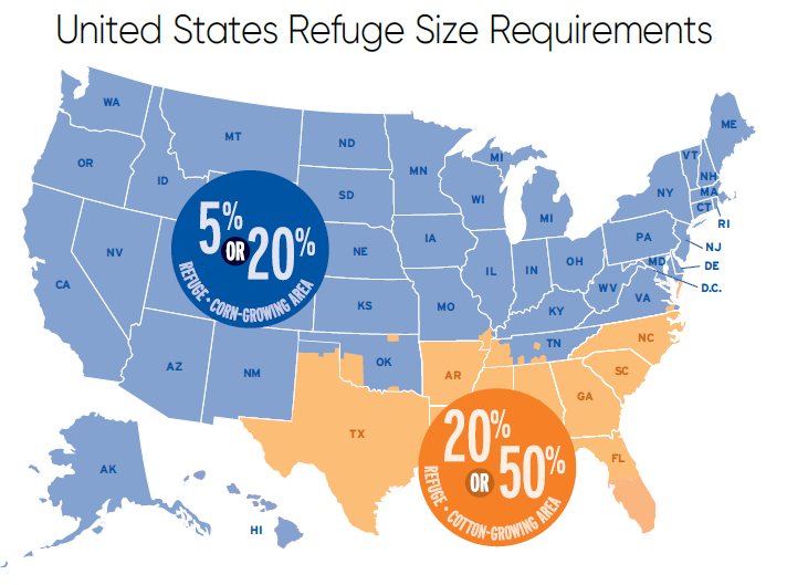 Structured Refuge Map